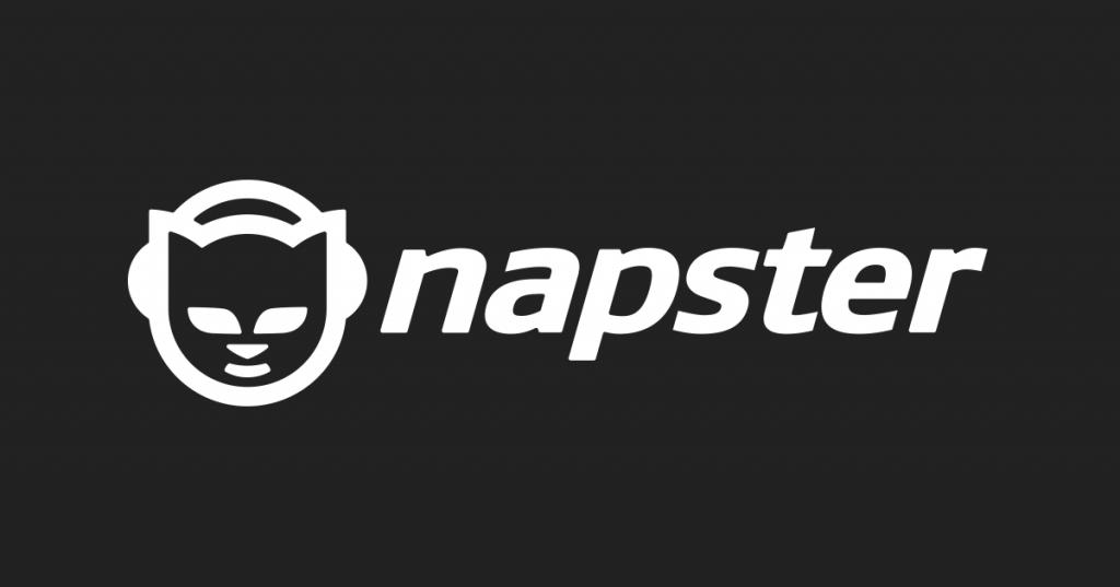 Logo-napster